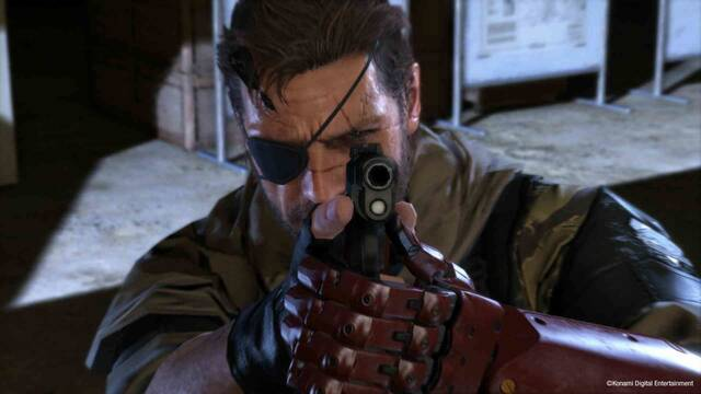 Kojima sobre The Phantom Pain: 'Incluso si la serie Metal Gear continúa, este será el último Metal Gear'