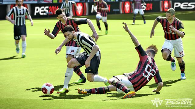 La Master League de PES 2014 se luce en vídeo