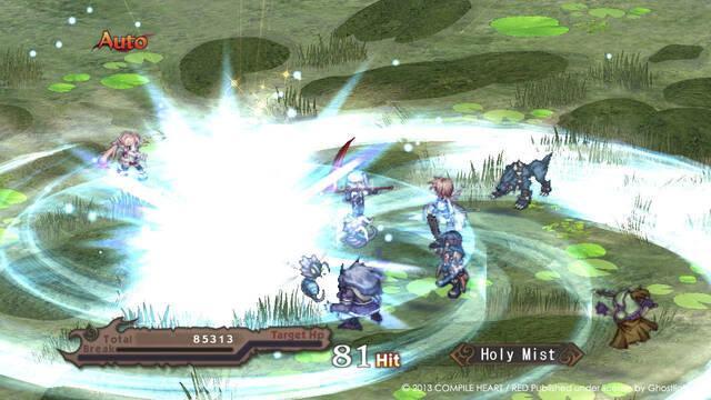 Agarest: Generations of War llegará a Steam el 3 de octubre