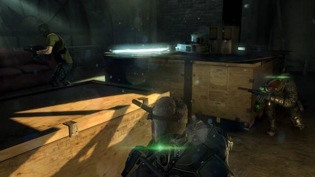 Nuevas im�genes de Splinter Cell: Blacklist