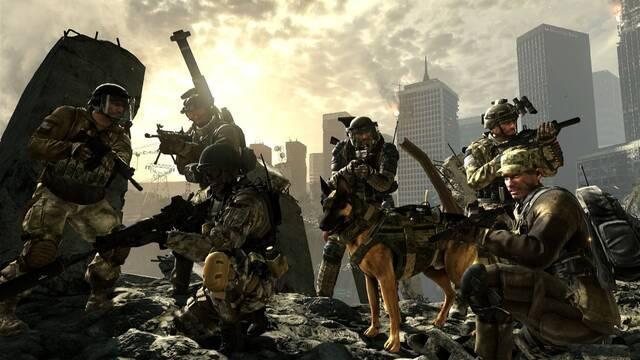 Call of Duty: Ghosts ya es retrocompatible con Xbox One