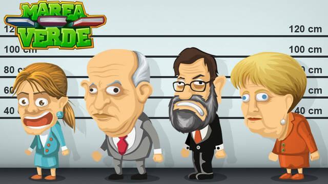 Ya est� disponible Marea Verde, el juego que defiende la escuela p�blica