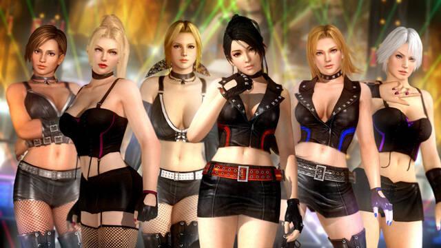Las luchadoras de Dead or Alive 5 Ultimate lucen sus nuevos trajes en im�genes