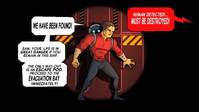 La semana que viene se lanza Bad Bots