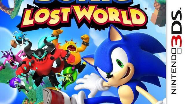 Los enemigos de Sonic Lost World se dejan ver