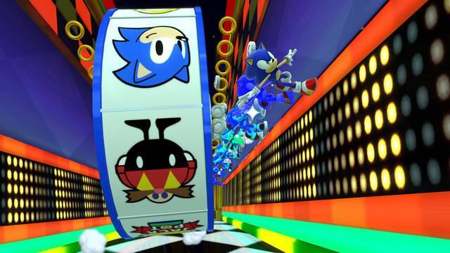 Nuevas imágenes de Sonic: Lost World