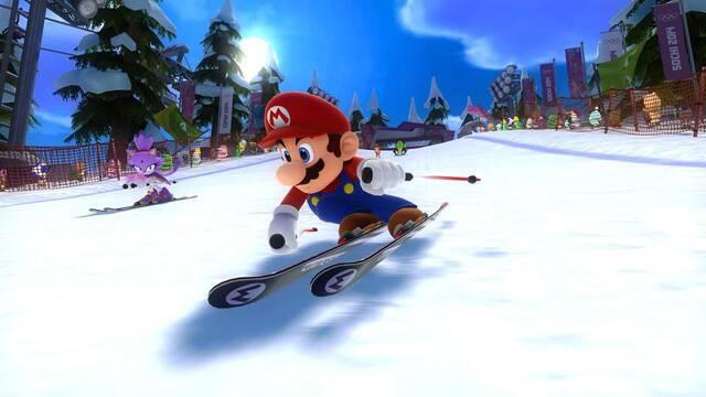 Anunciada una nueva entrega de Mario & Sonic en los Juegos Olímpicos de Invierno