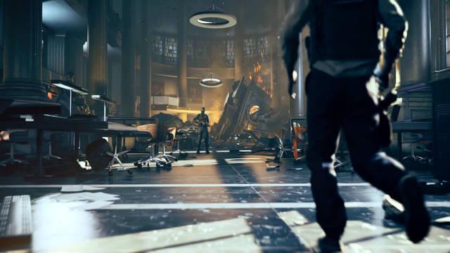 Primer v�deo de Quantum Break