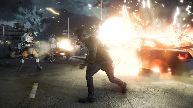 Quantum Break con mejoras para Xbox One X ocupa 175 GB