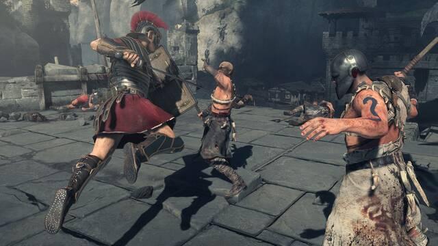Crytek USA colabora en Ryse: Son of Rome