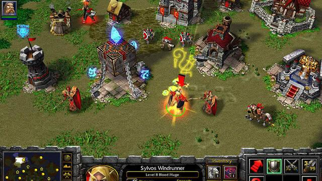 El veterano Warcraft III recibirá un parche con mejoras 15 años después