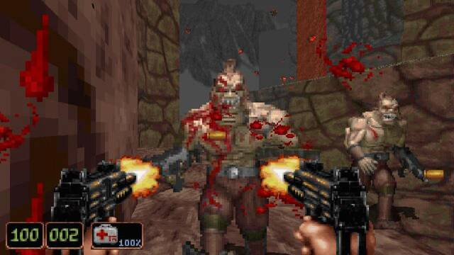 Shadow Warrior Classic se hace gratuito permanentemente en Steam