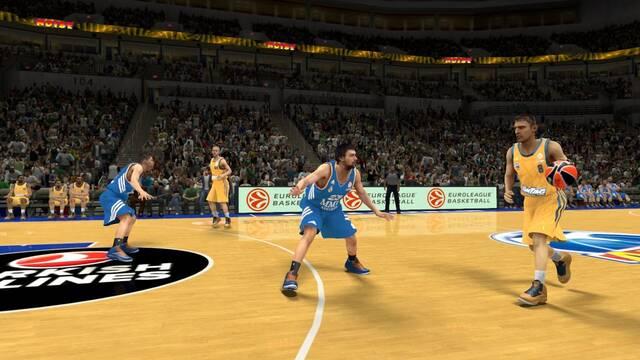 2K firma un acuerdo con equipos de la Euroliga para NBA 2K14