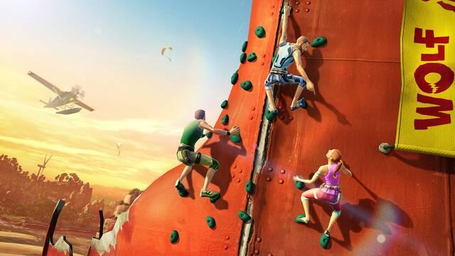 Kinect Sports Rivals se muestra en nuevas imágenes