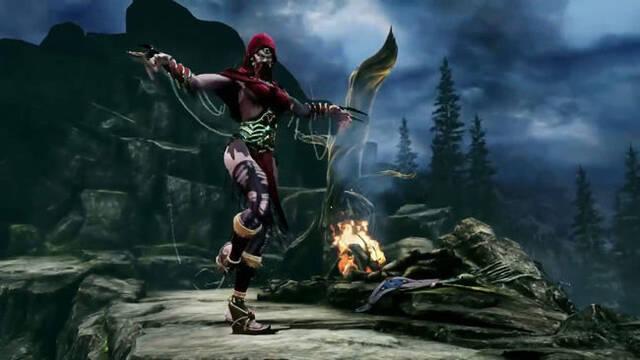 Un nuevo personaje misterioso se muestra en Killer Instinct