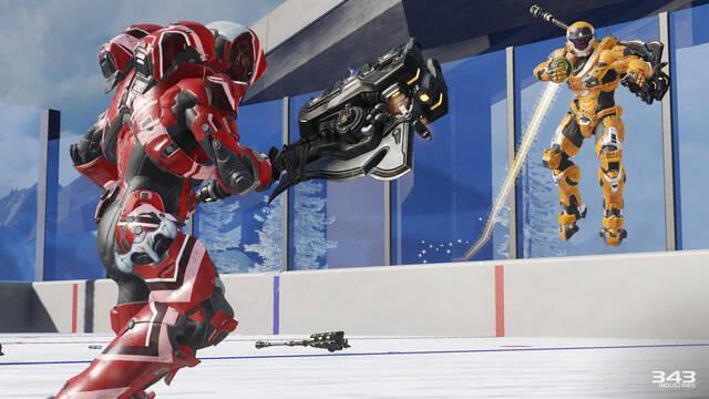 Halo 5: Guardians será el eje de una serie de telerealidad centrada en los eSports