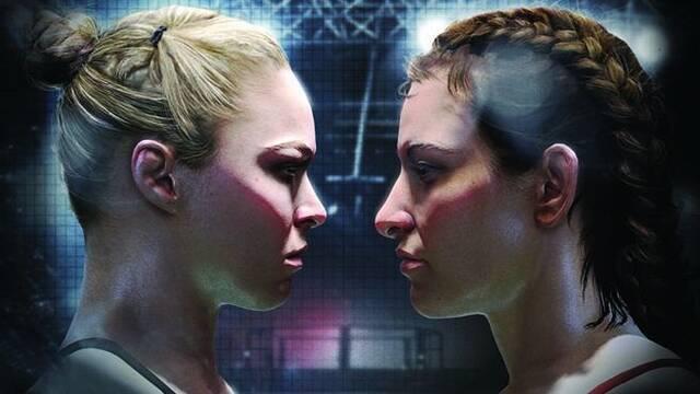 UFC tambi�n tendr� luchadoras