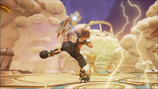 Nomura habla sobre producir a la vez Kingdom Hearts 3 y Final Fantasy VII: Remake