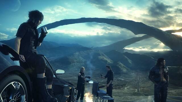 Final Fantasy XV se actualizará con más contenido y detalla su versión VR
