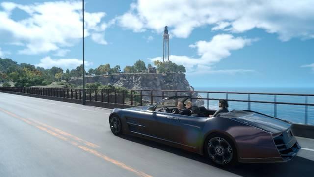 Así se creó y diseñó el Regalia, el coche de lujo de FFXV