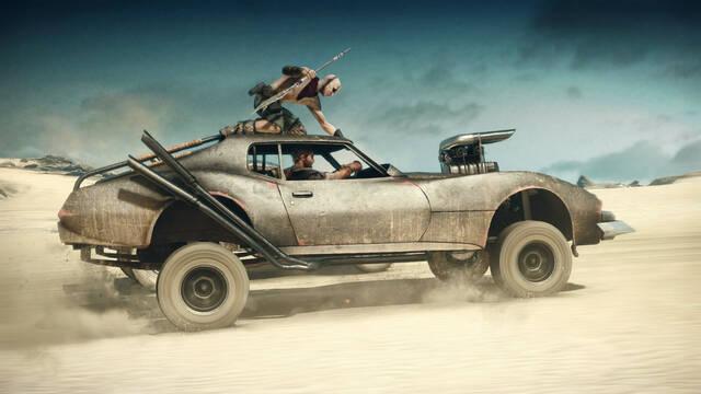 Los creadores de Fallout estaban preparando un juego de Mad Max
