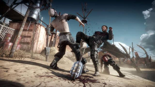 Mad Max nos muestra pantallas de su llegada a la nueva generación