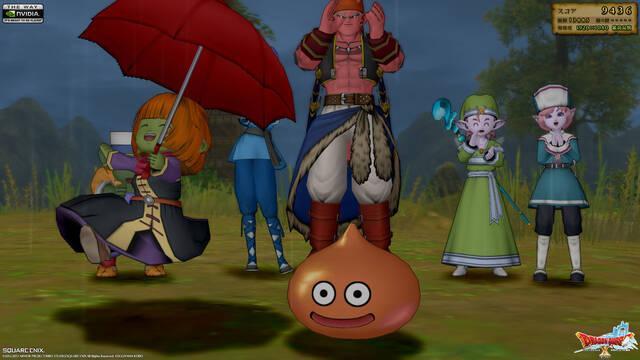 Dragon Quest X para PC se muestra en imágenes y vídeo