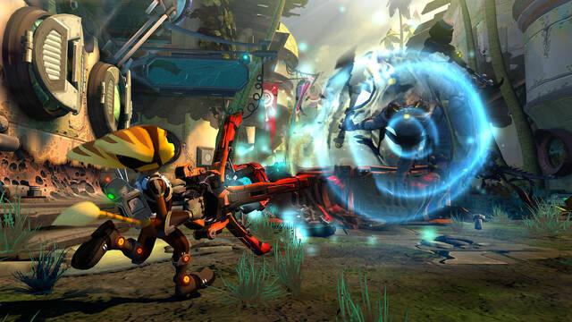 Anunciado Ratchet & Clank: Into the Nexus para PlayStation 3