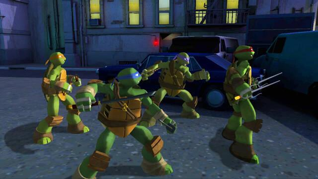 Anunciado Teenage Mutant Ninja Turtles