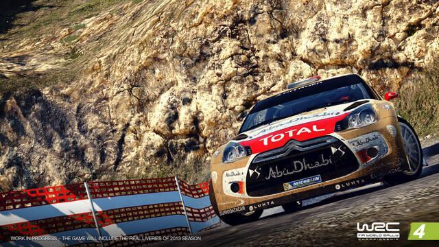 Tres nuevas im�genes de WRC 4