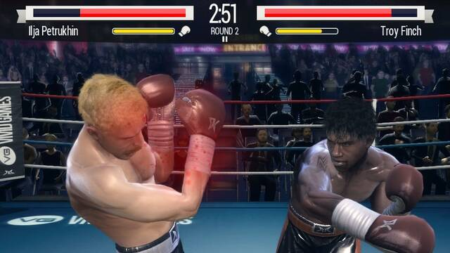 Real Boxing llegará a PS Vita el 28 de agosto
