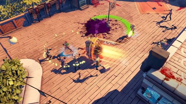 Primeras im�genes de Dead Island: Epidemic