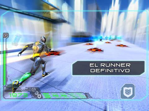 El juego espa�ol Runbot suma m�s de dos millones de descargas
