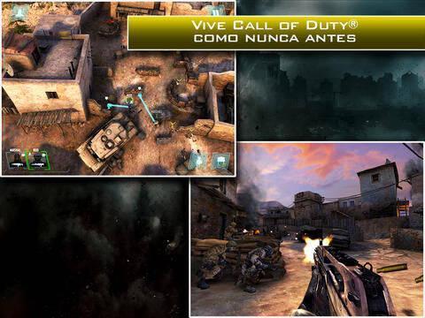 Call of Duty vuelve a los móviles y tabletas con Strike Team