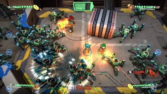 Assault Android Cactus llegar� a Wii U en 2014