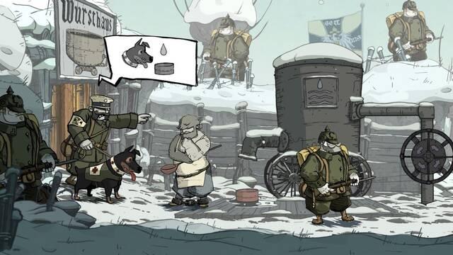 Ubisoft presenta Valiant Hearts: The Great War, una historia ambientada en la Iª Guerra Mundial