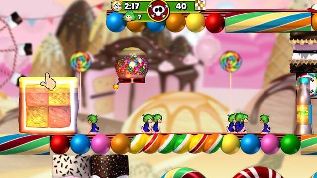 Se anuncia Lemmings Touch para PS Vita