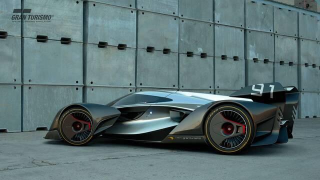 Gran Turismo Sport presenta el McLaren Ultimate Vision Gran Turismo