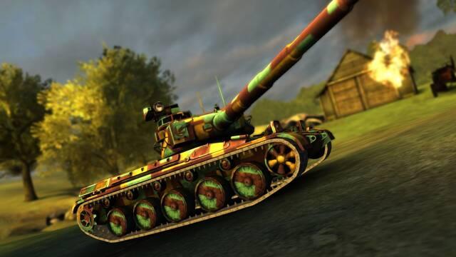 Boom! Tanks muestra su tráiler de lanzamiento