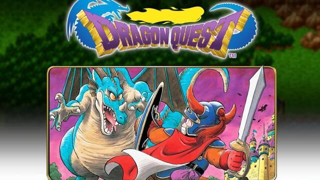 El Dragon Quest original es una recompensa de Dragon Quest XI