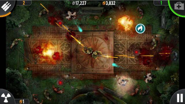 Extinction, un juego de acci�n espa�ol, llega a iOS y Android para Halloween