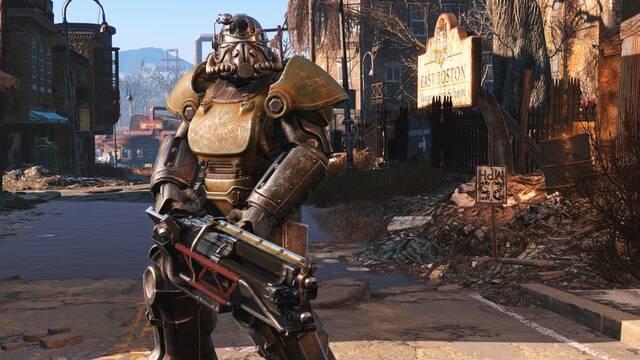 Fallout 4 ya tiene disponible su primer parche en PC