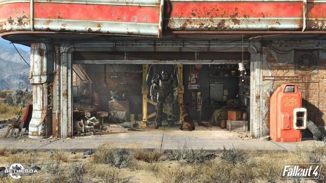 Los actores protagonistas de Fallout 4 han grabado más de 13.000 líneas de diálogo cada uno