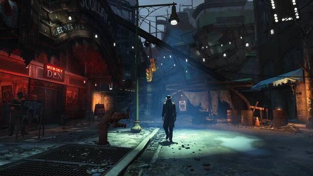 Pete Hines asegura que todavía no han dicho nada sobre las especificaciones técnicas de Fallout 4