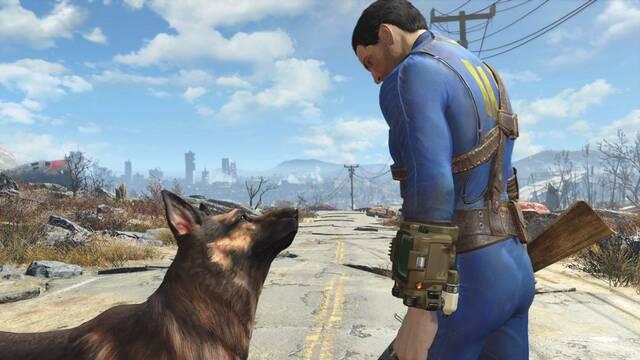 Dogmeat protagoniza el nuevo vídeo de Fallout 4