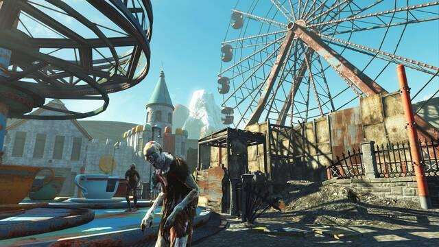 Fallout 4 nos invita a conocer 'Nuka-World' de la mano de sus responsables