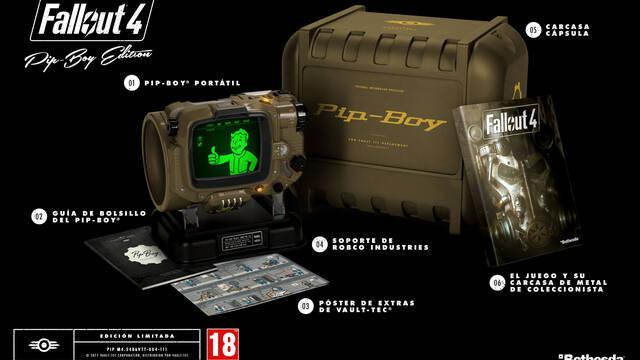 Desvelada la edición coleccionista de Fallout 4