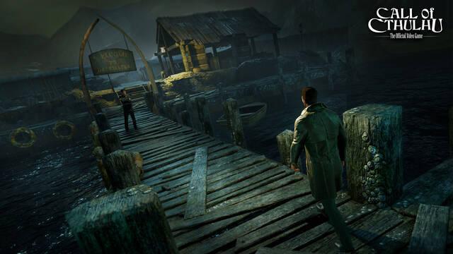 Así adapta Cyanide 'Call of Cthulhu' al mundo del videojuego