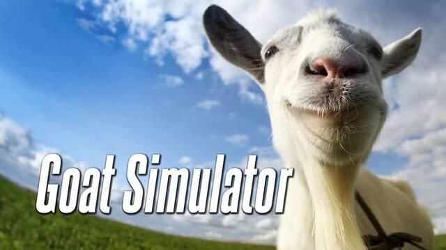 Goat Simulator recibirá un modo multijugador a pantalla partida el mes que viene