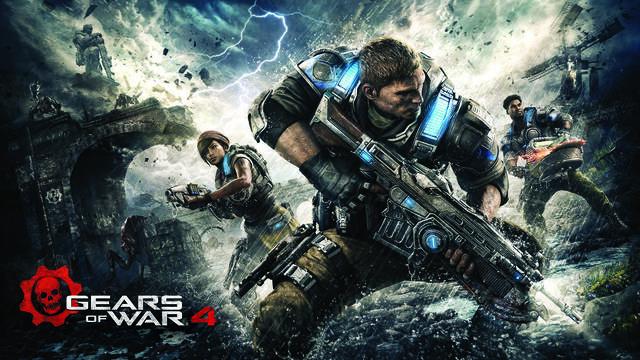 Gears of War 4 cumple un año y lo celebra con un evento especial